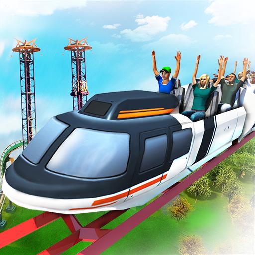 Rollercoaster Simulator 3D Rush