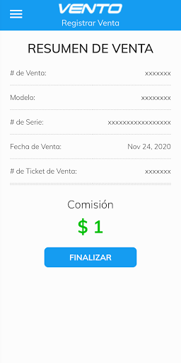 Vento Sales screenshot 6