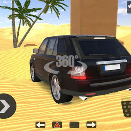 Offroad 4x4 Range Rover v1.0.4