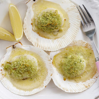 Easy Coquilles St Jacques.
