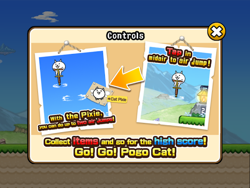 Go! Go! Pogo Cat android2mod screenshots 18