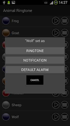 Animal Ringtone for Galaxy S8 for PC