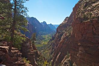 Photo: Zion Angels Landing Hike 215