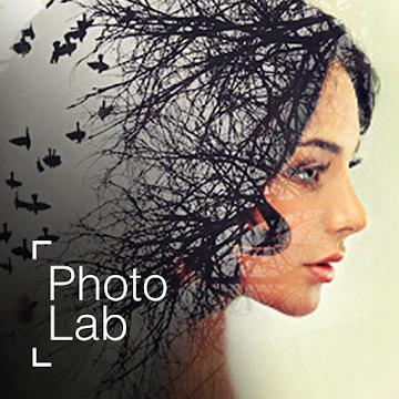 Photo Lab Picture Editor + Halloween makeup art 👻