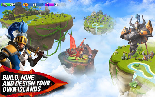 Isles of Fire 1.5 screenshots 4