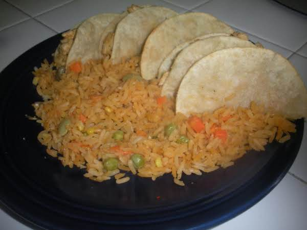 These Little Tacos Are Only Three And A Half Inches In Diameter. This Picture Serves Them No Justice -- But They Are Delicious!!!