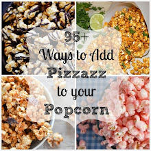 Photo: How to add Pizzazz to your Popcorn!  Sharing a fun post of recipes from friends that I've gathered for #FoodFriday of 95+ ways to add some flavor and fun to America's Favorite movie treat!  Which one sounds the best to you? RECIPES: http://wendyshat.com/2014/08/add-pizzazz-popcorn.html PIN for LATER: http://www.pinterest.com/pin/275845545901478347/