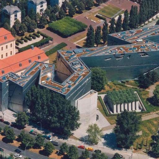 Jewish Museumin Berlin Jigsaws