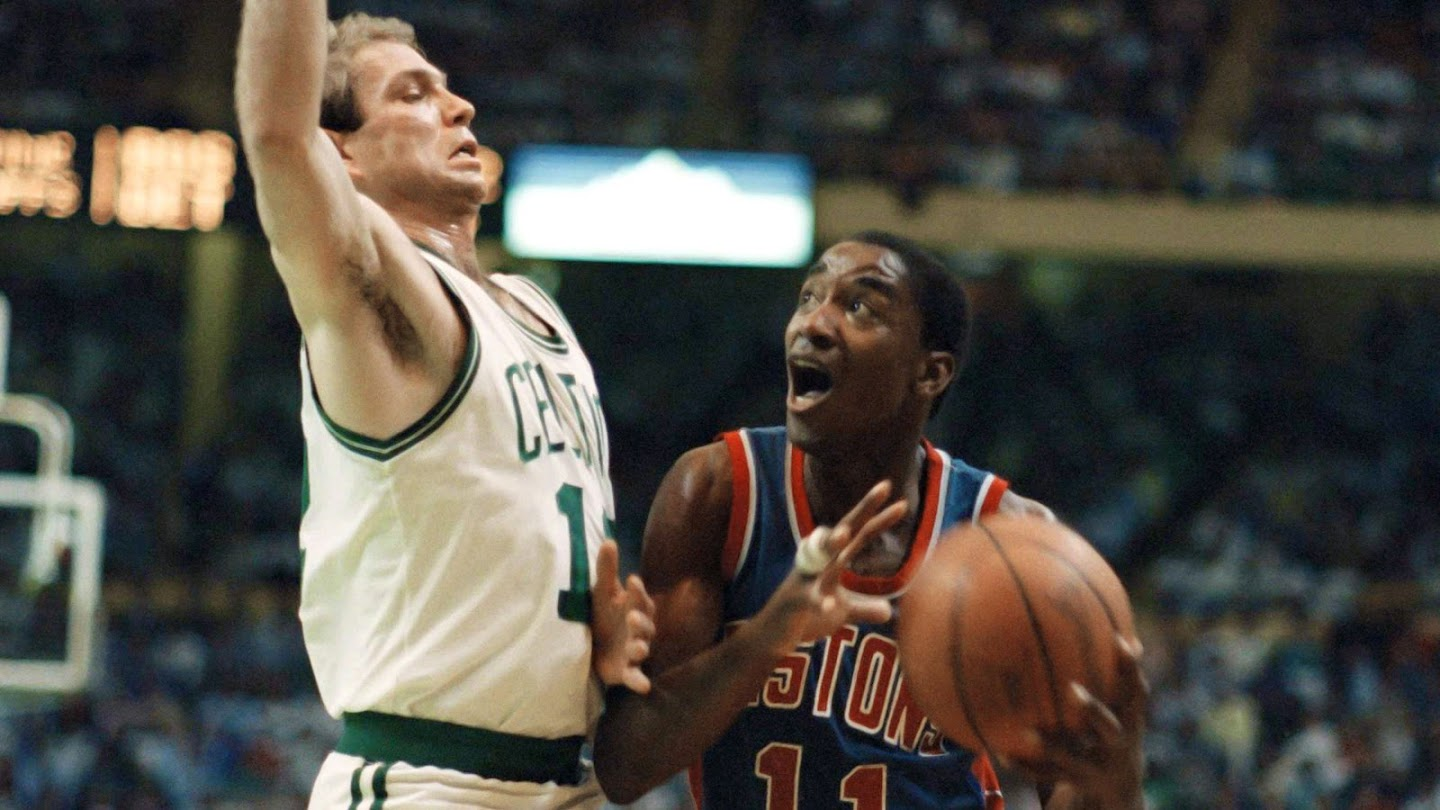 Watch High Tops: Isiah Thomas' Best Plays live