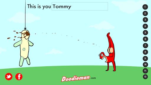 Doodieman Voodoo - FREE! screenshot 2