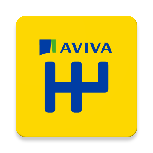 Aviva Drive logo