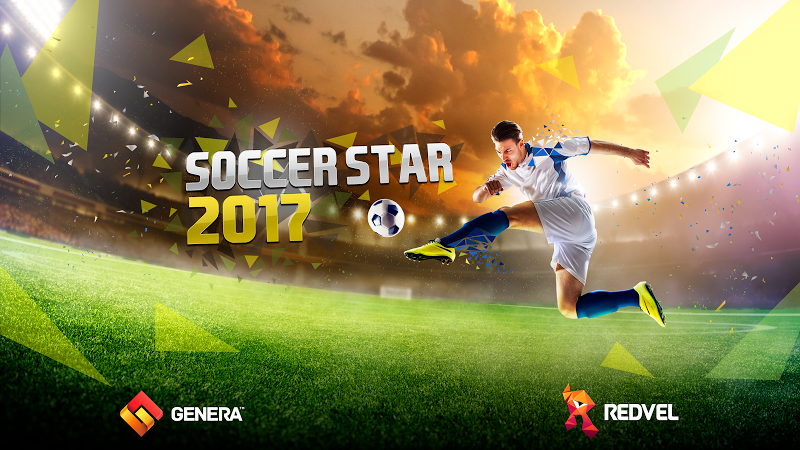 Soccer Star 2017 World Legend v3.3.0 [Mod Money]