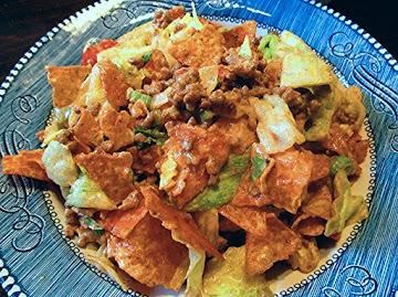 Terrific Taco Salad! Recipe