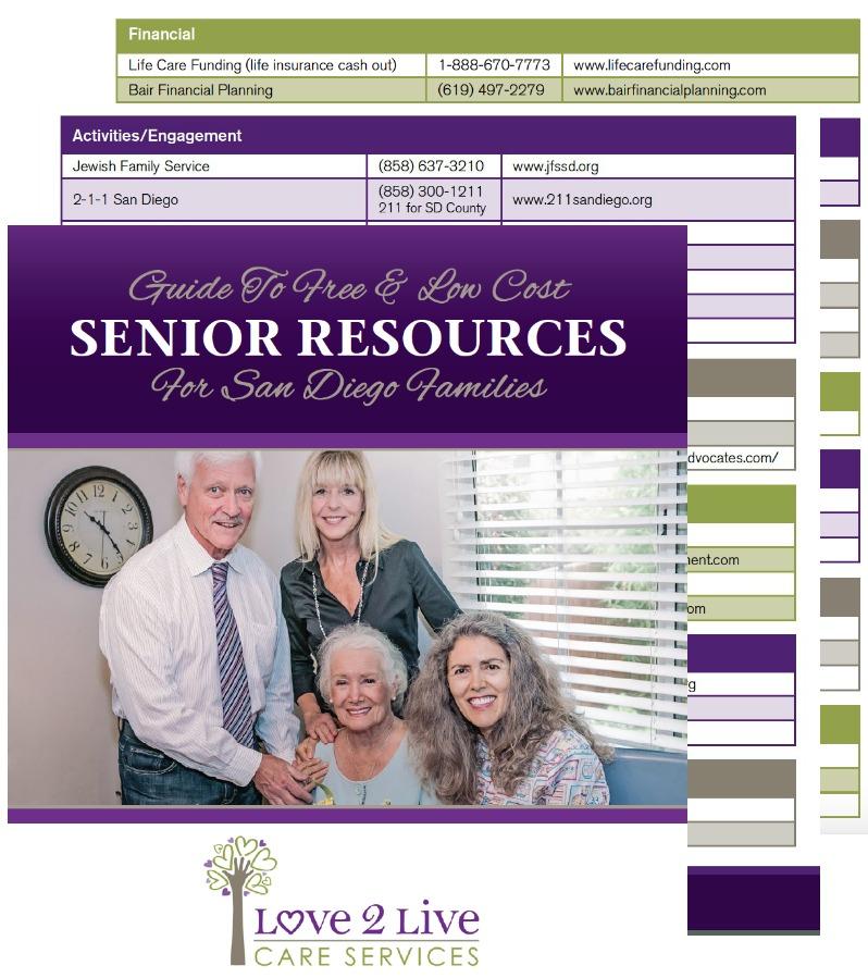 San Diego Senior Resources Guide