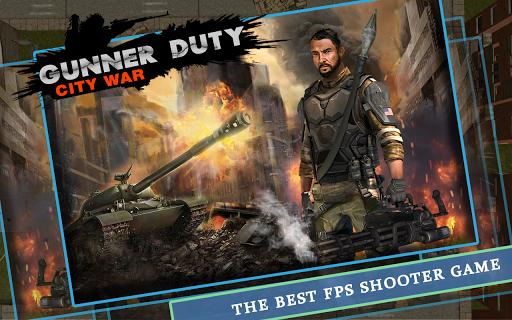 Gunner Duty City War