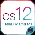 OS 12 Emui 4/3 Theme For Huawei 2.6