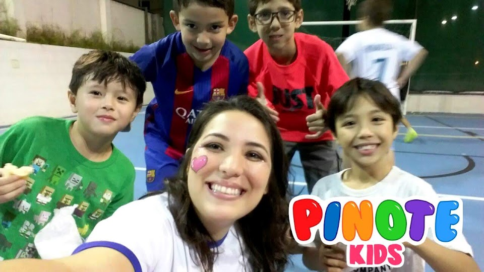 Brincadeiras super divertidas em eventos infantis na cidade de São José dos Campos - São Paulo e Natal - Rio Grande do Norte. Somos recreadores profissionais. Pinote Kids Brasil