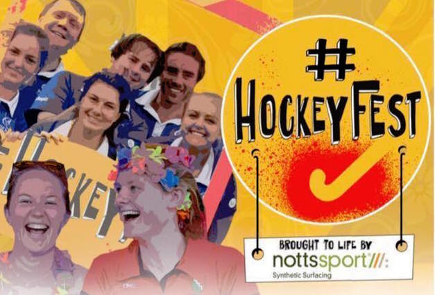 HockeyFest in Welshpool