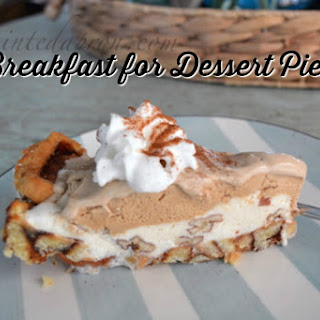 Take-out Tuesday, Breakfast for Dessert Pie.
