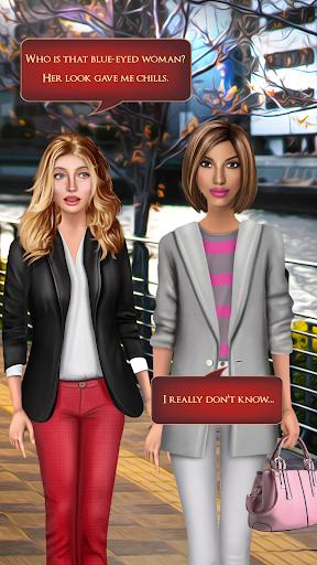Magic Red Rose Story -  Love Romance Games  screenshots 3