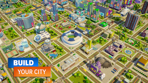 Citytopia® screenshot 1