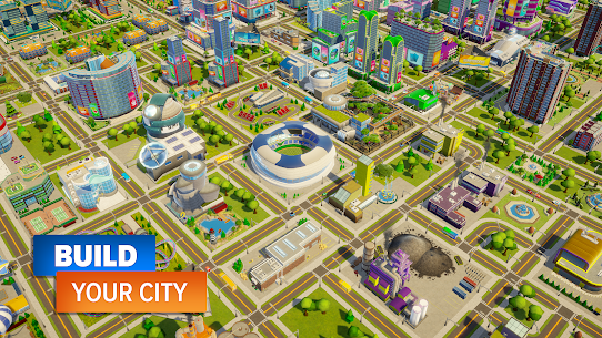 Citytopia MOD APK 2.9.6 [Unlimited Money + Unlimited Gold] 1