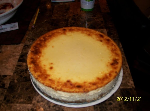 Italian Ricotta Cheesecake Recipe