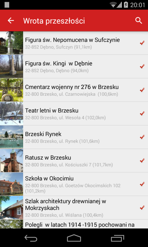 Wrota Pogórza- screenshot