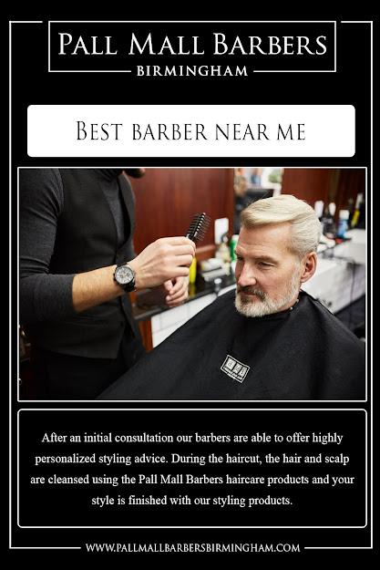 Best Barber Near Me