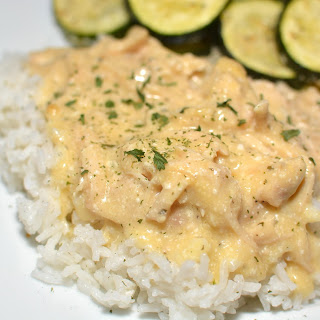 Slow Cooker Creamy Ranch Chicken