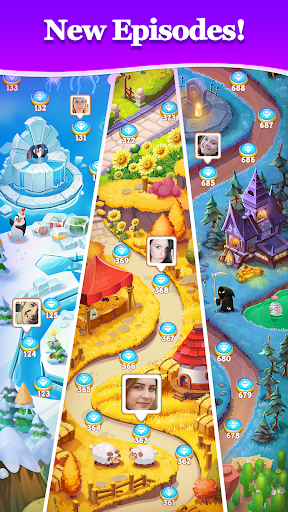 Jewel Hunter - Free Match 3 Games  screenshots 13