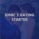 Ionic Dating Starter icon