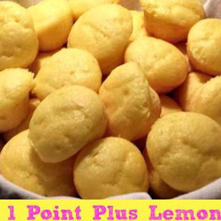 Lemon Weight Watchers Muffins 1 Points Plus Value .