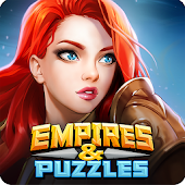 5.  Empires & Puzzles: RPG Quest