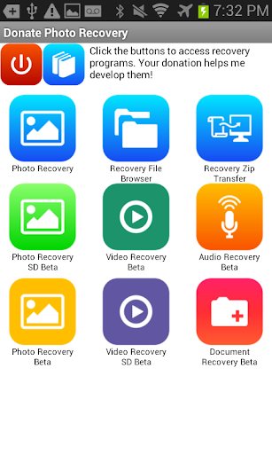 Video Recovery SD Donate