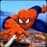 Amazing Super Hero: Super Strange Spider Rope Hero