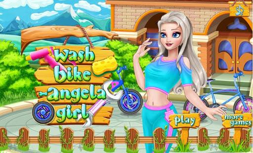 Wash Bike Angela Girl