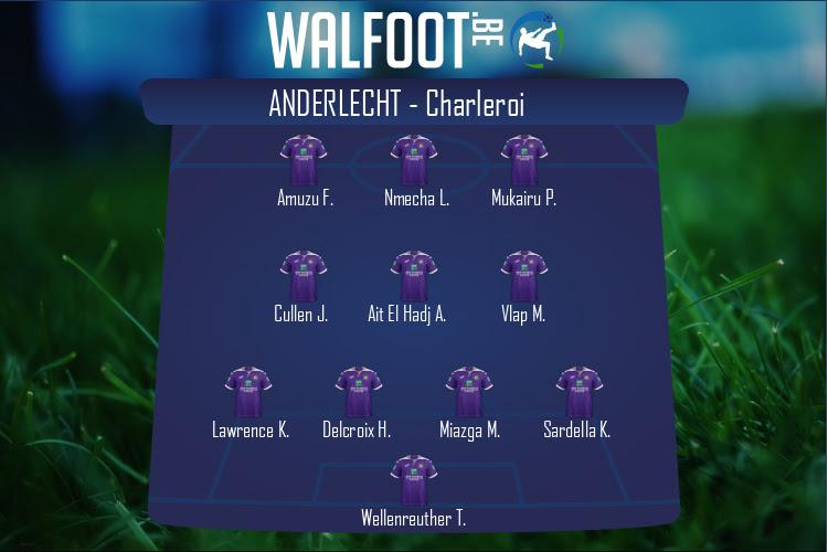 Anderlecht (Anderlecht - Charleroi)
