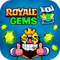 Royale Gems PRANK icon