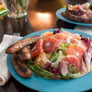 Fennel, Arugula, and Blood Orange Salad