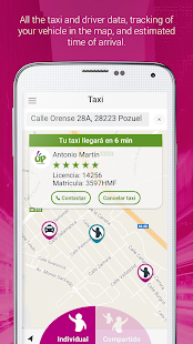 JoinUp taxi Passenger- screenshot thumbnail
