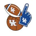 Kentucky Wildcats Selfie Stickers icon