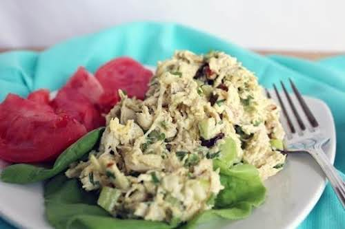 "Click Here for Recipe: Chicken Salad ""This chicken salad is so fresh,..."