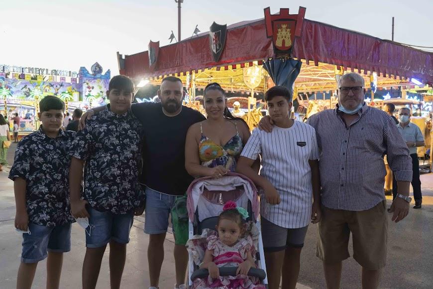 Familia Los Zamora