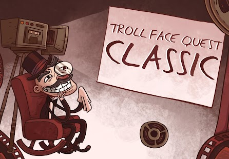 Troll Face Quest Classic- screenshot thumbnail