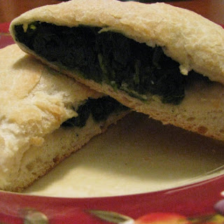 Spinach Pie With Pizza Dough Recipes