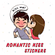 Love Couple Stickers - Romantic Kiss Stickers APK