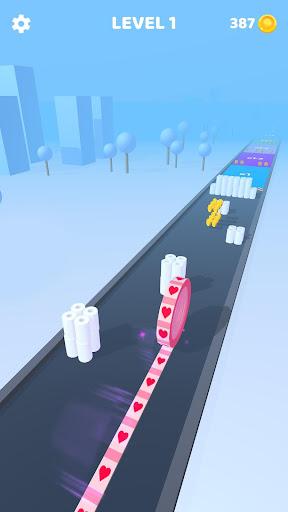 Paper Line - Toilet paper game  screenshots 2