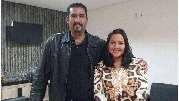 Reunião com presidente de câmara de Taboão da Serra