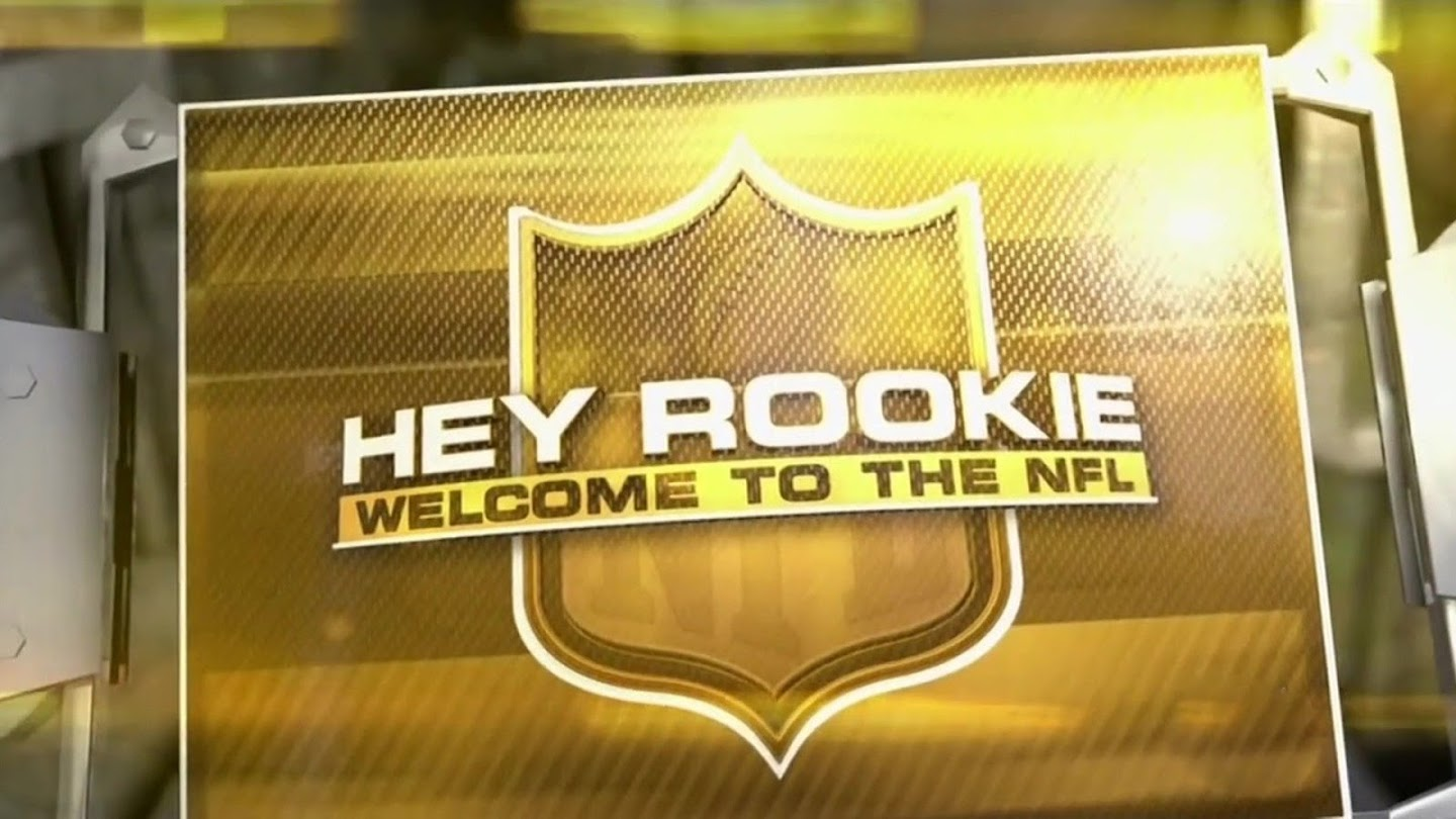 Watch Hey Rookie Welcome to the NFL 2015 - Part 1 live